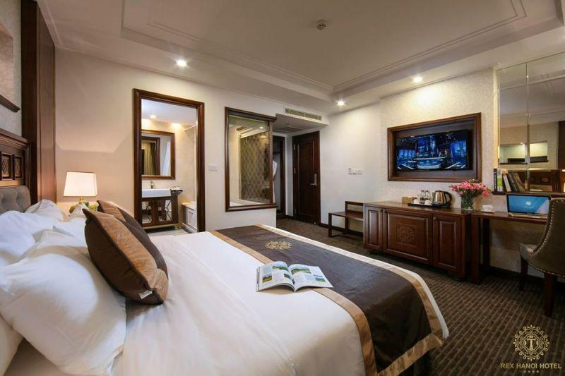 Rex Hanoi Hotel & Spa
