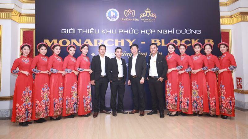 Sàn giao dịch BĐS  Lam Kinh Real