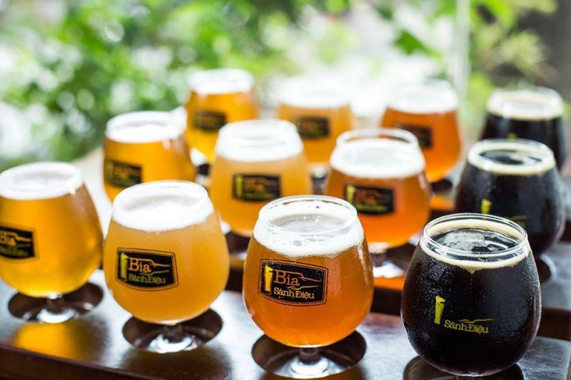 Sành Điệu - Craft Beer Restaurant