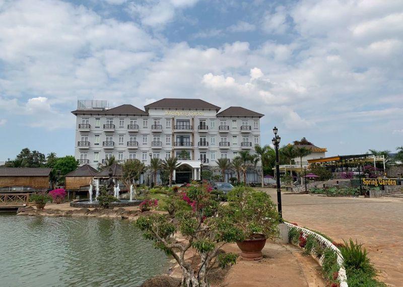 Spring Garden Hotel Long Khánh