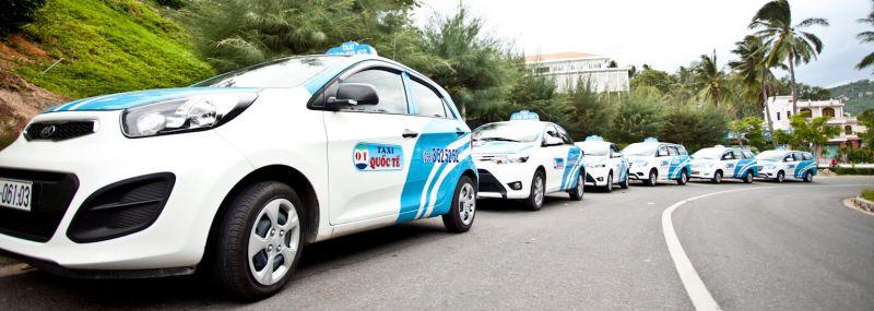 Taxi Quốc Tế Nha Trang