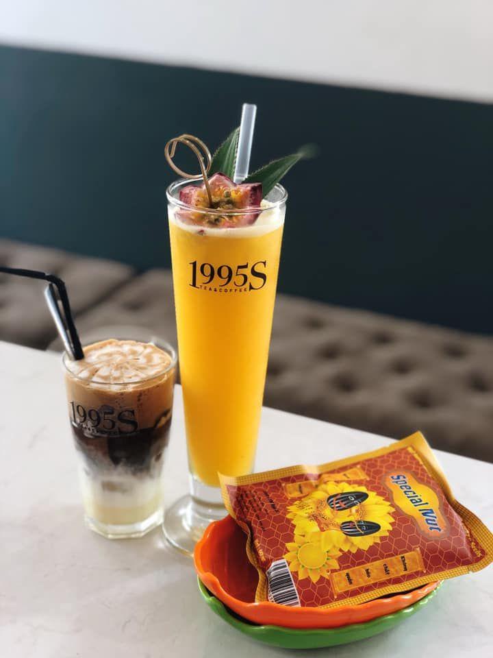 Tea & Coffee 1995S