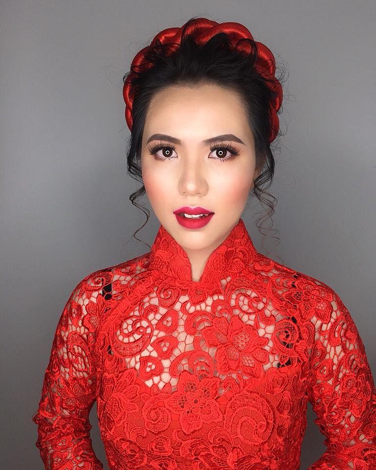 Thiên Ân Makeup