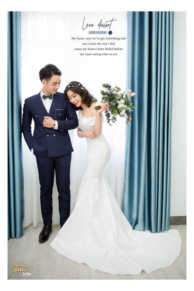 Thuý Jolie Wedding