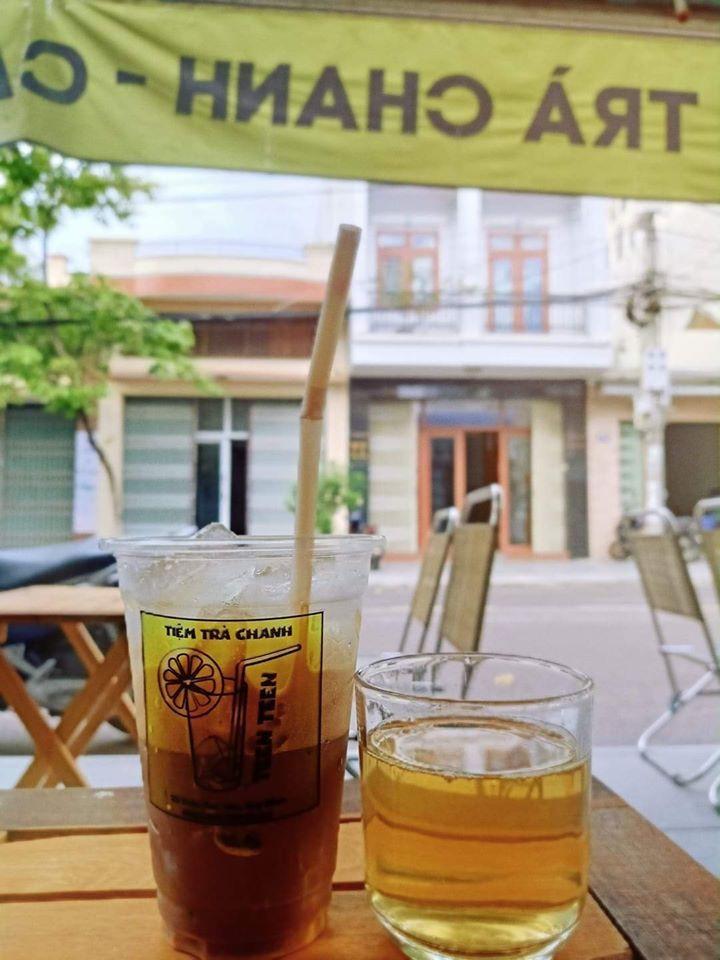 Tiệm Trà Chanh - 77 Trẻ