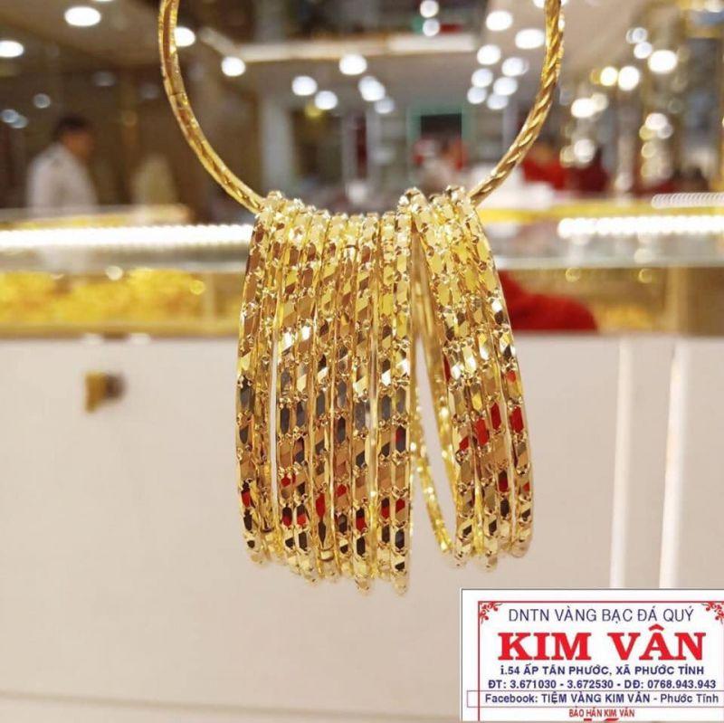 Tiệm Vàng Kim Vân