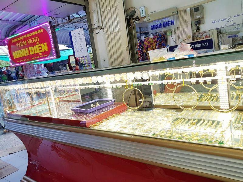 Tiệm vàng Minh Diện Sóc Trăng