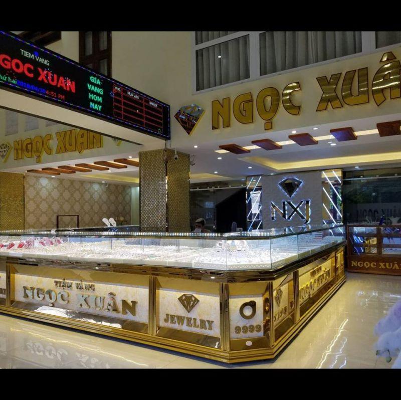 Tiệm vàng Ngọc Xuân