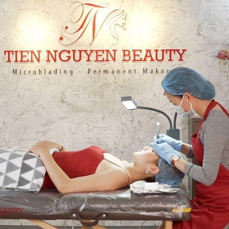 Tiên Nguyễn Beauty