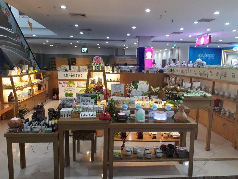 Tinh Dầu Thiên Nhiên Green Aroma Singapore