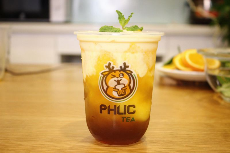 Trà Sữa Đài Loan Phúc Tea Bến Lức