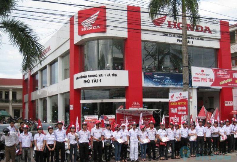 Trung tâm bảo dưỡng và sửa chữa Honda Phú Tài