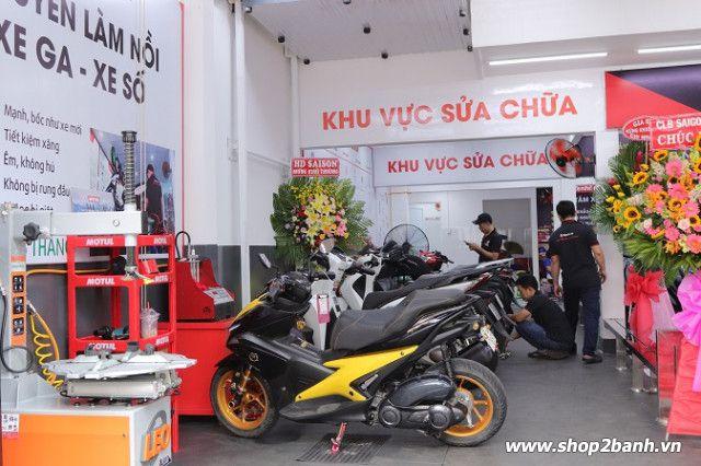 Trung tâm xe máy chất lượng cao 2banhvn
