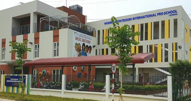 Trường mầm non quốc tế MMI Việt Nam