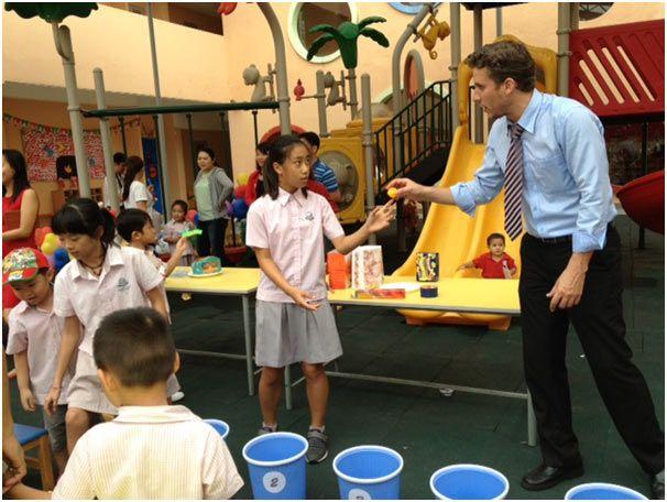 Trường mầm non quốc tế Singapore SIS