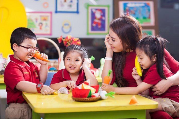 Trường mầm non song ngữ Việt Mỹ