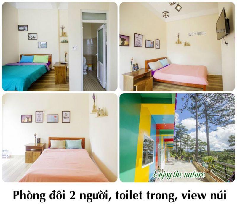 iColor Dalat Hostel