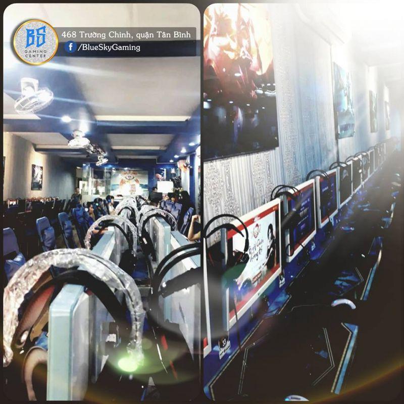 BLUE SKY 468 Gaming