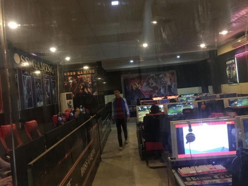 BOSS Gaming Center