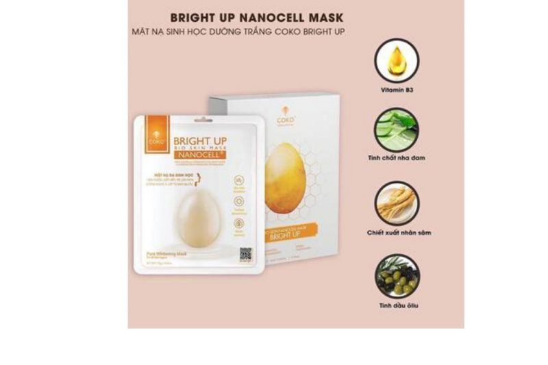 BRIGHT UP NANOCELL MASK