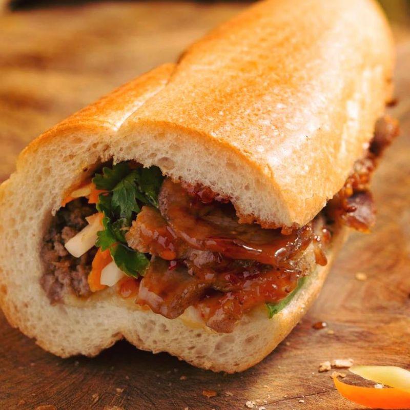 Bami Bread - Bánh mì Hội An