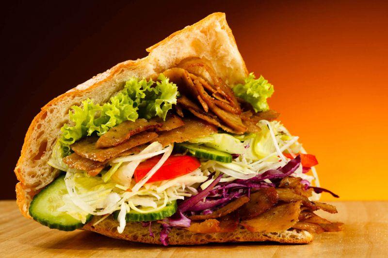 Bánh Mì Sunrises Kebab chi nhánh Ninh Thuận