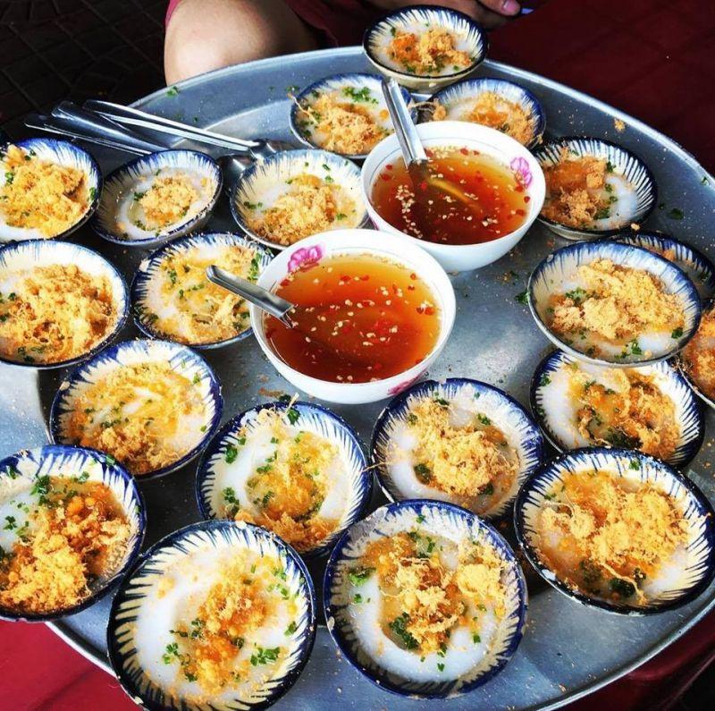 Bánh bèo cây Mận – 742 Trần Hưng Đạo
