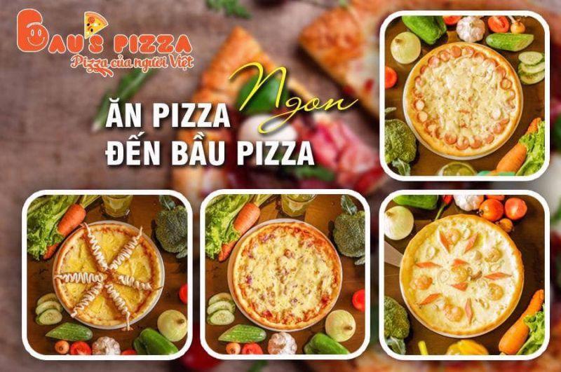 Bầu Pizza
