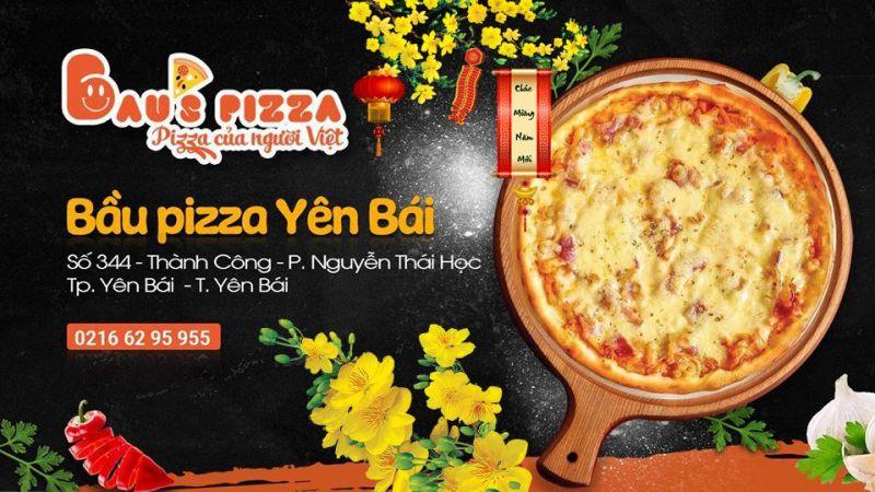 Bầu Pizza Yên Bái