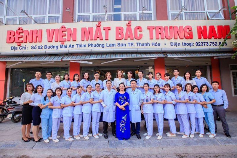 Bệnh Viện Mắt Bắc Trung Nam