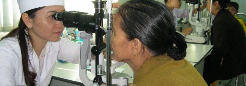 Bệnh Viện Mắt Đắk Lắk