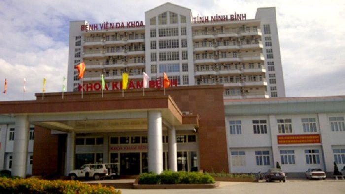 Bệnh viện Đa khoa tỉnh Ninh Bình