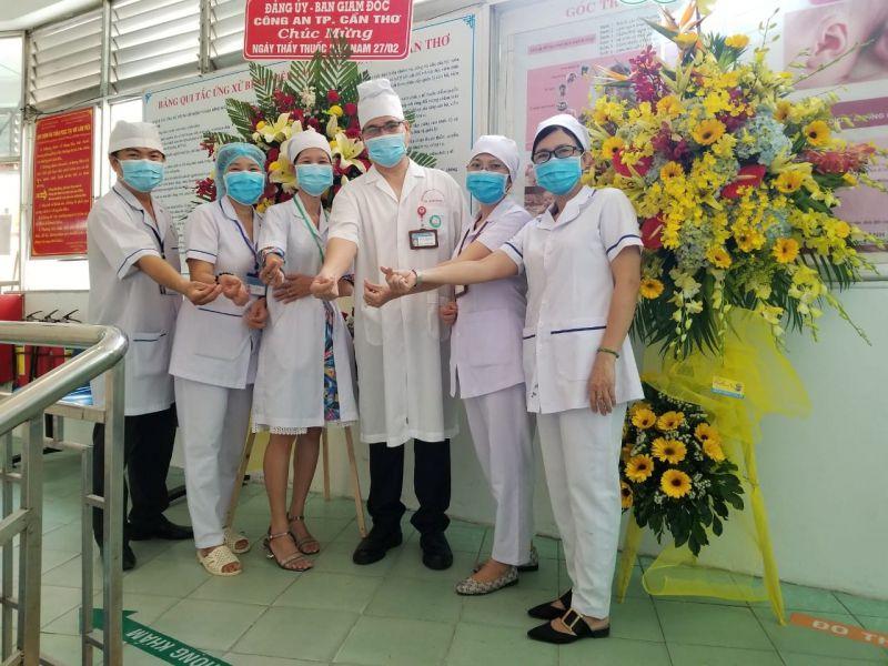 Bệnh viện Tai Mũi Họng Tp Cần Thơ
