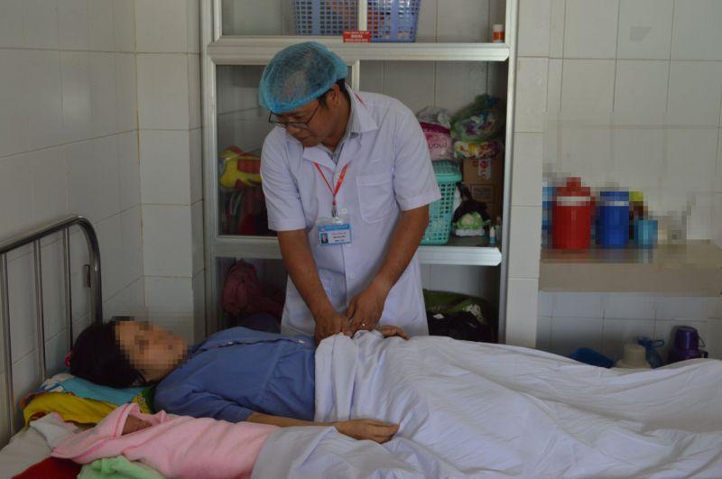 Bệnh viện Trung Ương Cần Thơ - Khoa Phụ Sản