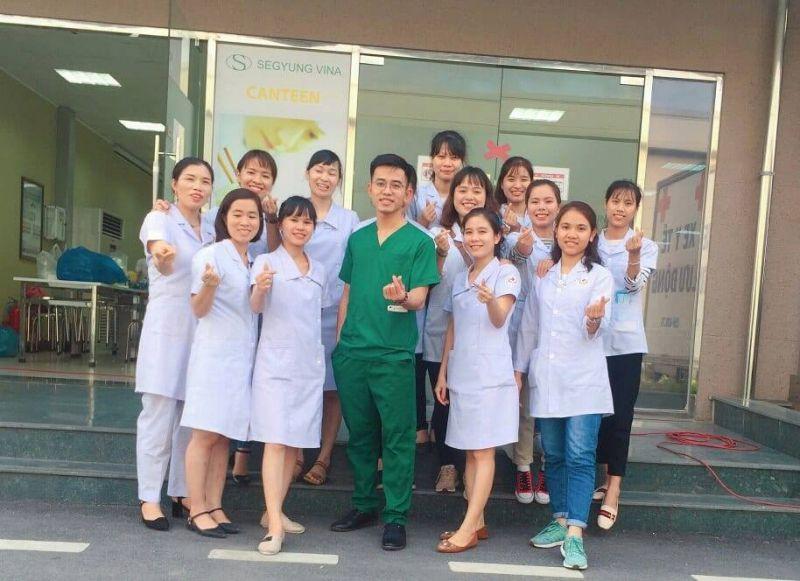Bệnh viện đa khoa Ngã Tư Hồ