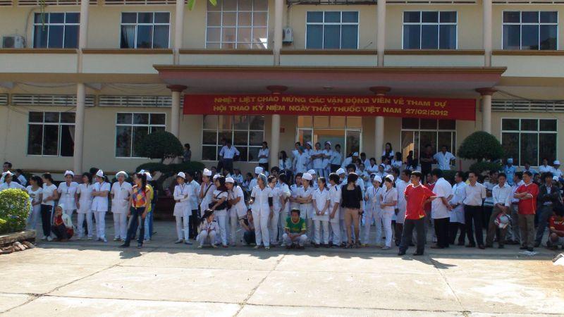 Bệnh viện đa khoa tỉnh Gia Lai - Khoa Phụ Sản