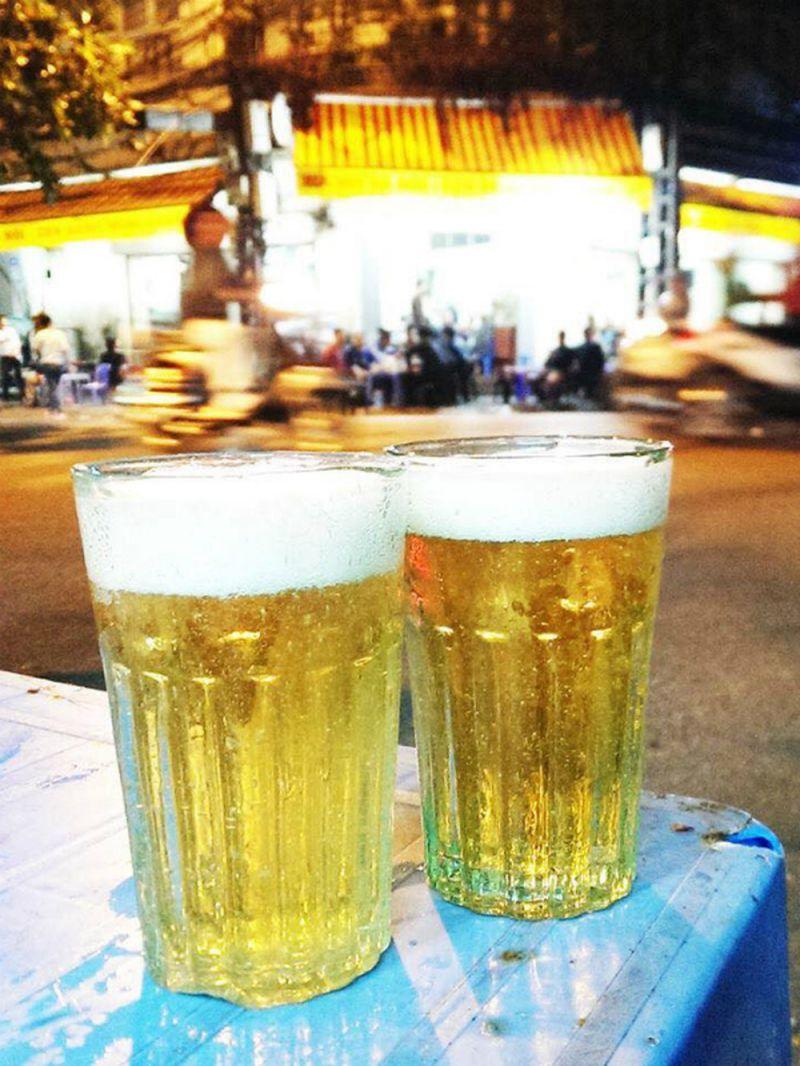 Bình Dương – Bia tươi Sài Gòn Ninh Thuận