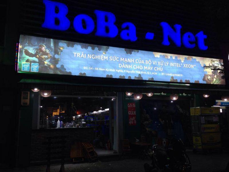 Boba Net