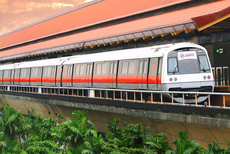 Cách di chuyển tại Singapore