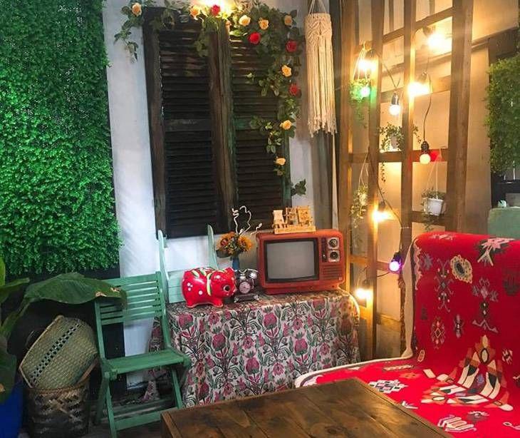 Cafe Ngõ Quy Nhơn