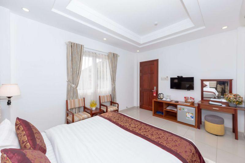 Central Hotel Quang Ngai - Khách sạn Trung Tâm