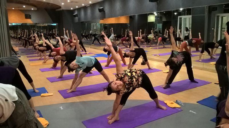 Club One Fitness & Yoga Center