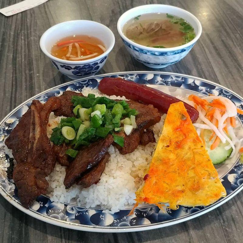 Cơm Tấm Bụi Sài Gòn quận 1
