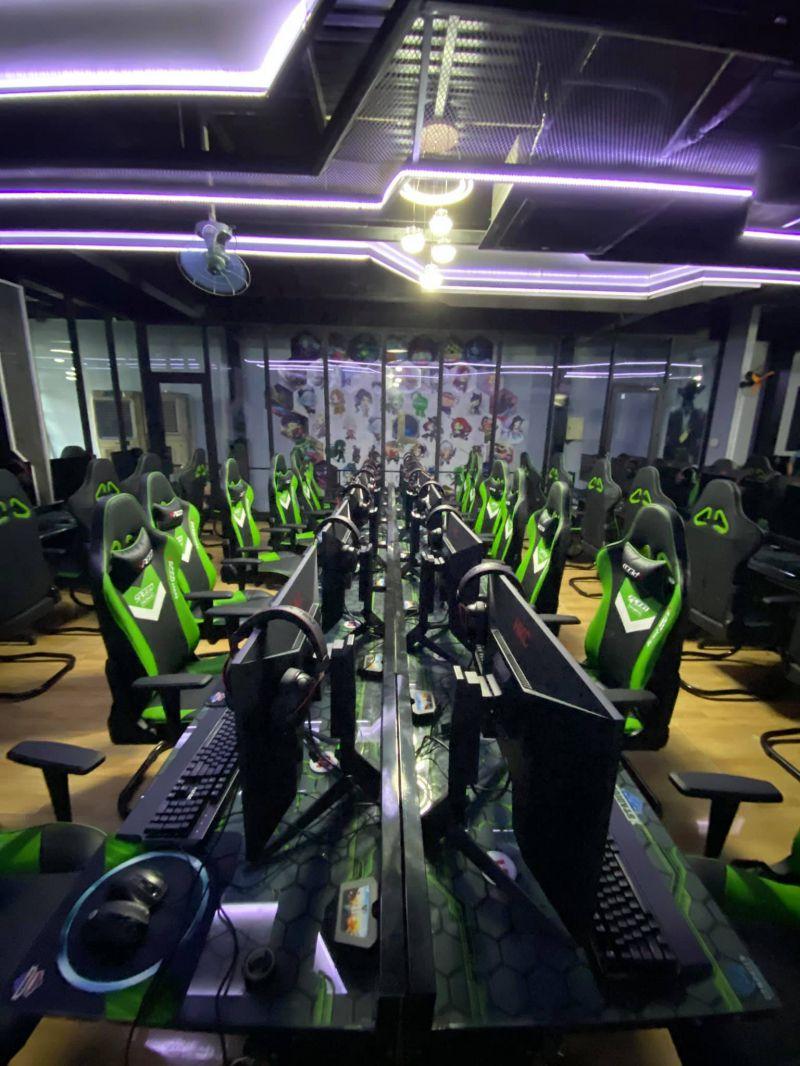 Cyber Stadium
