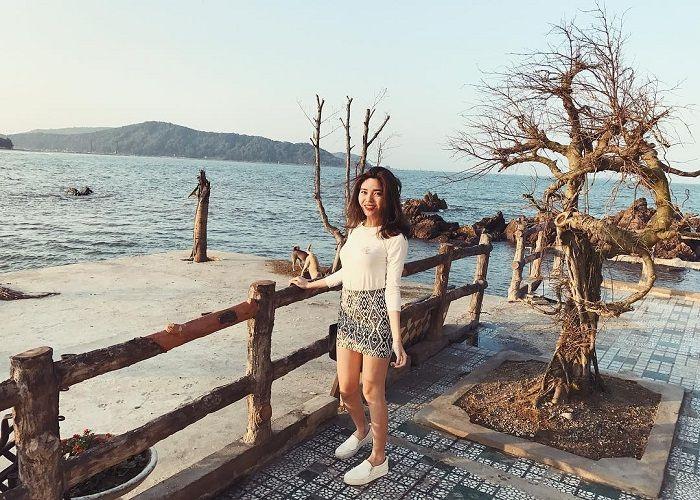 Đảo Lan Châu ( Rú Cóc )