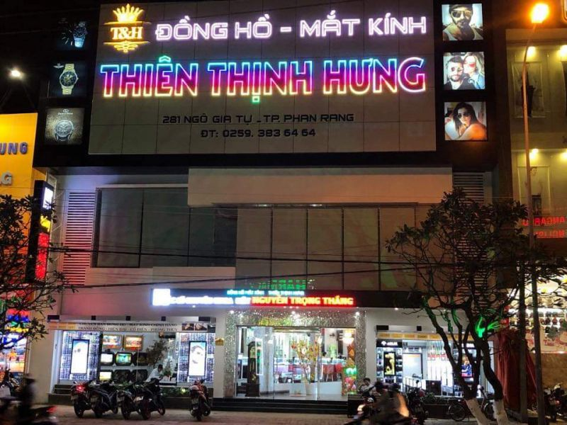 Đồng Hồ-Mắt Kính Thiên Thịnh Hưng