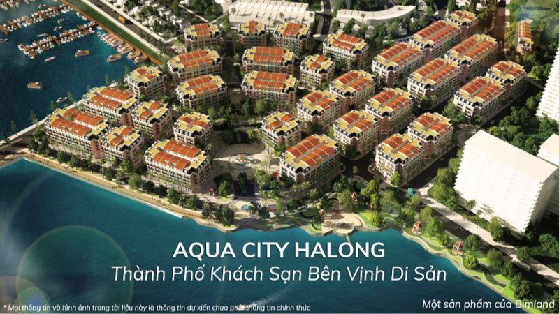 Dự án condotel Aqua City Hạ Long
