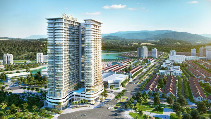 Dự án condotel Ha Long Bay view