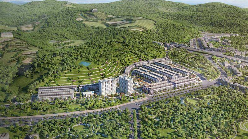 Dự án đất nền phân lô Ruby City Hạ Long