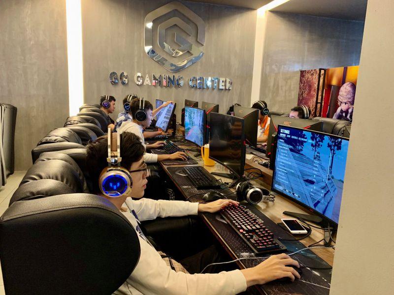 GG Gaming Center